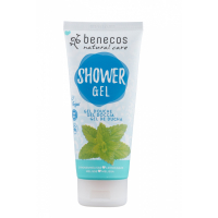 BENECOS Sprchový gel Meduňka BIO 200 ml