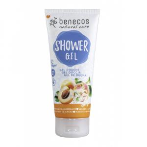 BENECOS Sprchový gel Meruňka a bezinkový květ BIO 200 ml