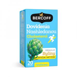 BERCOFF KLEMBER Čaj Nashledanou Cholesterol 20 sáčků