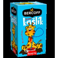 BERCOFF KLEMBER dětský čaj Kašlík 40 g