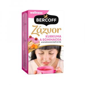BERCOFF KLEMBER Zázvor kurkuma echinacea čaj 36 g