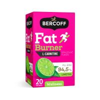 BERKOFF KLEMBER Fat Burner L-Carnitine  20 sáčků