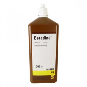 BETADINE Dezinfekce 1000 ml