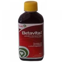 KLAS CZ Betavital Extrakt z červené řepy 200 ml
