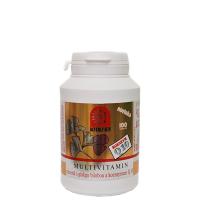 BEVERLY SUN Multivitamin ginkgo biloba + koenzym Q10 100 tablet