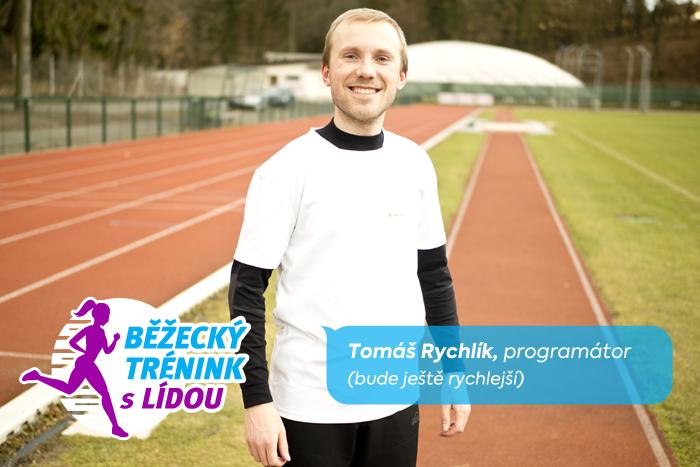 Běžecký trénink s Lídou: Začnu běhat, řekl si programátor