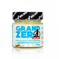 BIG BOY Grand zero s kokosem a bílou čokoládou 250 g