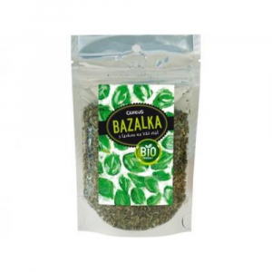 Cereus BIO Bazalka drhnutá 20 g