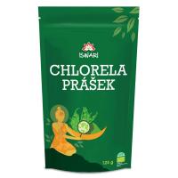 ISWARI Chlorela Bio prášek 125 g
