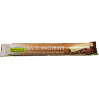 RAPUNZEL Čokoládová tyčinka Latte Machiato BIO 22 g