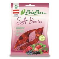 BIO gumové bonbony Lesní ovoce 100g