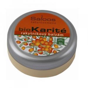 SALOOS BioKarité rakytníkový balzám 50 ml