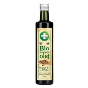 ANNABIS Konopný olej 250 ml BIO