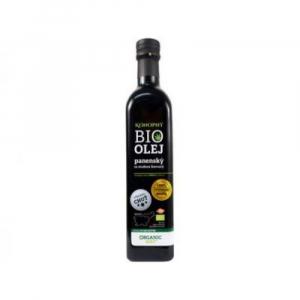 ORGANIC WAY Konopný olej panenský BIO 500 ml