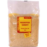 BIO NEBIO Přírodní třtinový cukr surový 1 kg