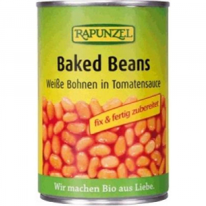 RAPUNZEL Pečené fazole BIO 400 g
