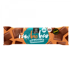 MARKOL Raw tyčinka čokoládová 40 g BIO
