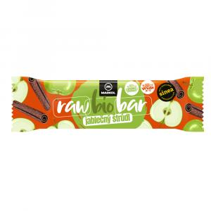 MARKOL Raw tyčinka jablečný štrůdl 40 g BIO
