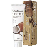 ECODENTA BIO zubní pasta s kokosovým olejem 100 ml
