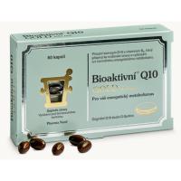PHARMA NORD Bioaktivní Q10 gold 100 mg 60 kapslí