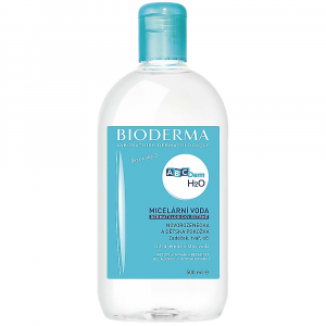 BIODERMA ABCDerm H2O micelární voda 500 ml
