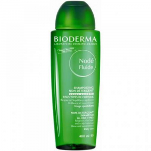 BIODERMA Nodé Fluide Šampon na vlasy 400 ml
