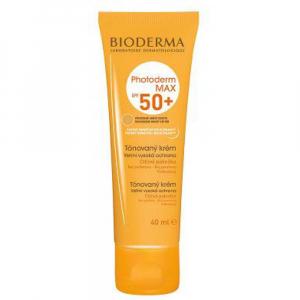 BIODERMA Photoderm Max Tónovaný krém pro citlivou pokožku SPF 50+ 40 ml
