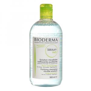 BIODERMA Sébium H2O micelární voda 500 ml