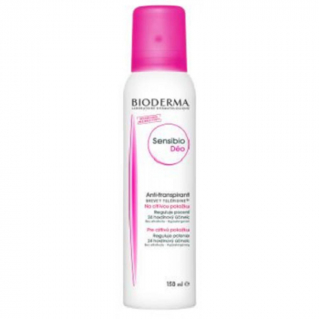BIODERMA Sensibio Déo anti-transpirant sprej 150 ml, poškozený obal
