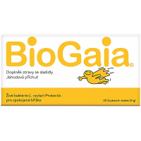 BIOGAIA ProTectis 20 žvýkacích tablet