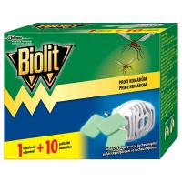 BIOLIT Elektrický odpařovač se suchou náplní 1 + 10 ks