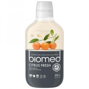 BIOMED Citrus Fresh ústní voda 500 ml