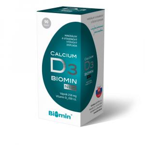 BIOMIN CALCIUM NEO s vit. D cps.90