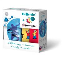 BIOMIN Imuno protect junior 60 tobolek + DÁREK Fusakle