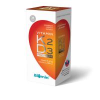 BIOMIN Vitamin K2D3 Premium+ 60 tobolek