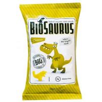 Biosaurus BIO křupky se sýrem 50g