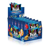 BIOTTER VitaPiráti vitamínová lízátka 24 kusů