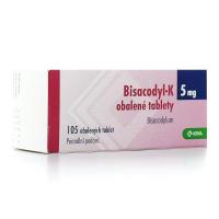 BISACODYL-K DRG 105X5 mg