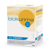 BLOKURIMA D-manózy sáčky 30x4 g