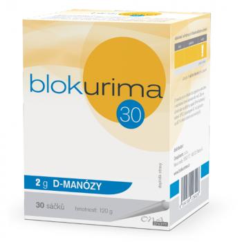 ONAPHARM Blokurima sáčky 30 x 4 g