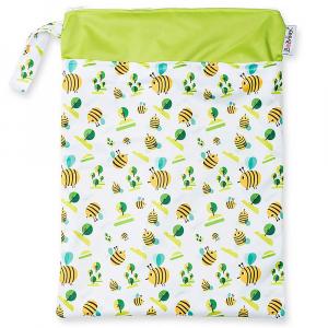 BOBÁNEK Nepromokavá taška Včelky