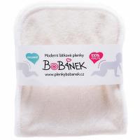 BOBÁNEK Vkládací plena Novorozenecká bambus-fleece