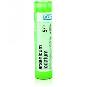 BOIRON Arsenicum Iodatum CH5 4 g