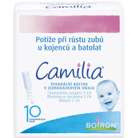 BOIRON CAMILIA Perorální roztok 10 x 1 ml