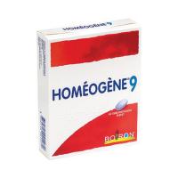 BOIRON Homéogéne 9 60 tablet