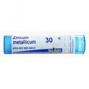 BOIRON Zincum Metallicum CH 30 4 g
