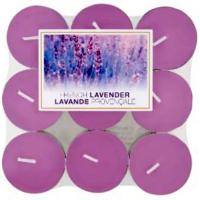 BOLSIUS Čajové svíčky French Lavender 18 ks