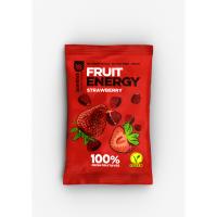 BOMBUS Fruit energy strawberry gummies 35 g