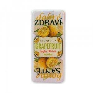 AROMEDICA Bonne Santé tbl. 100 příchuť grapefruit