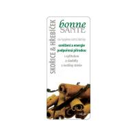 AROMEDICA Bonne Santé Skořice a Hřebíček pastilky na ústní hygienu 7 g